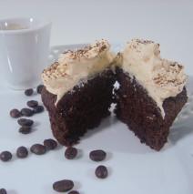 Mochaccino cupcake