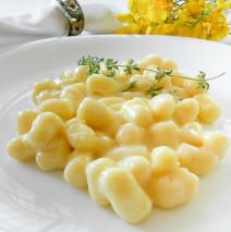 Gnocchi ai formaggi