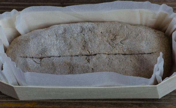 Soda bread ( pane senza lievito di birra ) 3-3174