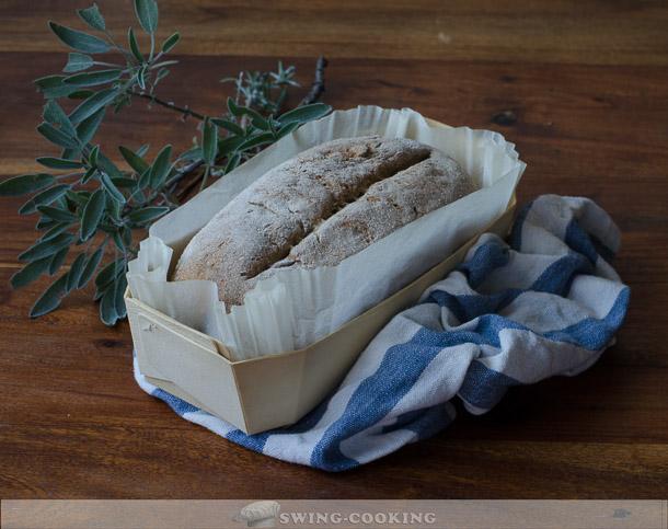 Soda bread ( pane senza lievito di birra ) finita-3179