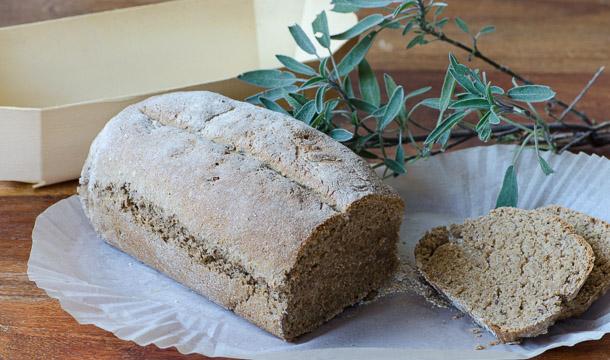 Soda bread ( pane senza lievito di birra ) thumb-3184
