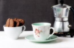 Biscotti di semola al caffè