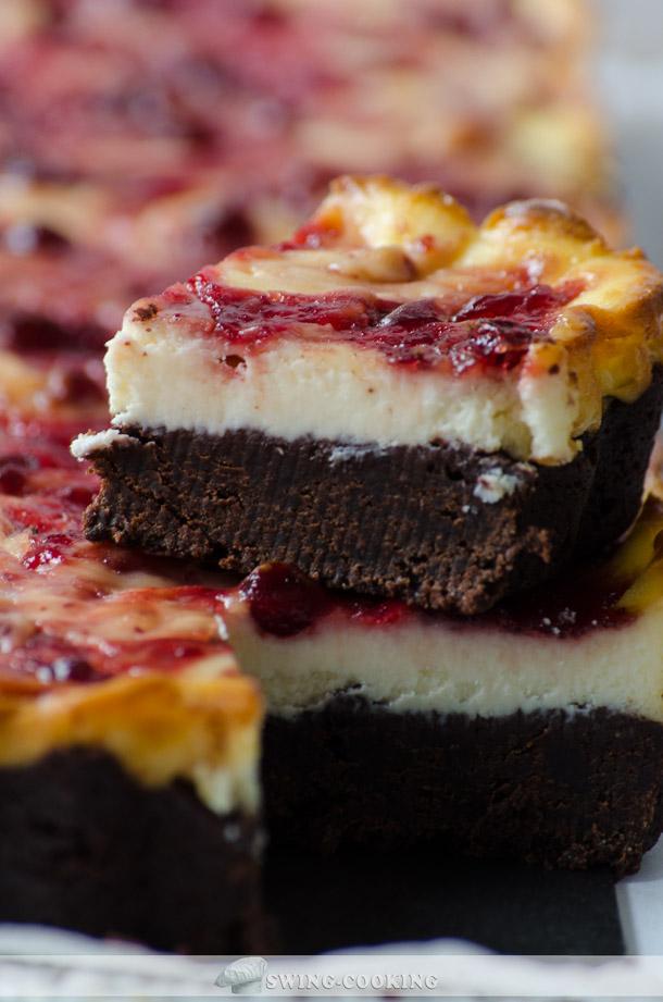 brownies cheesecake finita l-3532