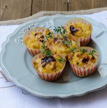 Muffin di quinoa ( salati )