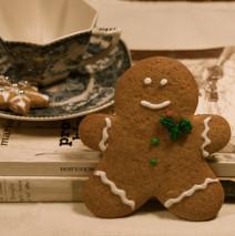 Biscotti di Natale ( pan di zenzero )