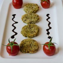 Polpette di lenticchie ( ricetta vegetariana )