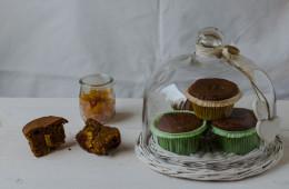 Tortine di arance e mandorle ( senza farina )